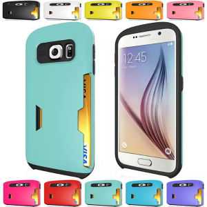 Innovation TPU Plastic Hard Card Case Cover pictures & photos