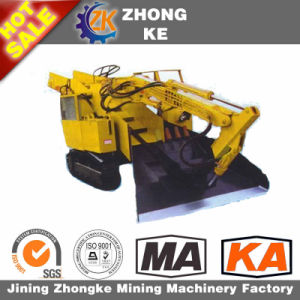 Crawler Grilled Slag Machine in China Wheel Excavatorszwy60-100 pictures & photos