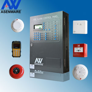 2 Wired Addressable Fire Alarm Control Panel for Big Buildings pictures & photos