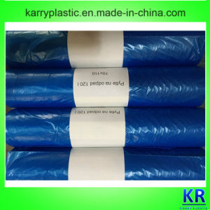 HDPE Garbage Bags C-Folded Bags pictures & photos
