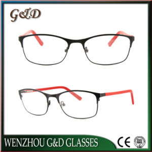 New Design Metal Optical Frame Eyewear Eyeglass 52-081 pictures & photos