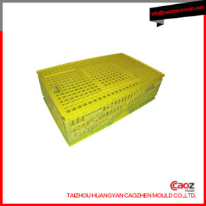Plastic Injection Poultry Manufacturer/Chicken Crate Mould pictures & photos