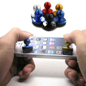 Mini Funny Arcade Game Joystick for Mobile Phone Game Rocker pictures & photos