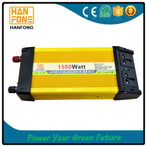 1500watt Multi Color Fashionable Power Inverter (TSA1500) pictures & photos