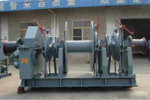 China Manufacturer Supply Electric Ship Anchor Windlass pictures & photos