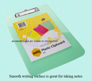 A4, A5, A6, FC Plastic Clipboard Folder pictures & photos