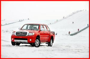 China Diesel Left Hand Drive Pickup 4X4 pictures & photos