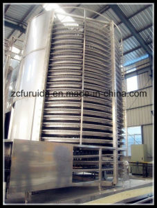 Spiral Quick Freezing Machine/Chicken Slaughtering Machine / Poultry Slaughtering Equipment pictures & photos