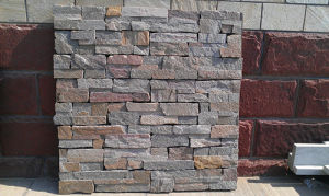Natural Cultural Stone Wall Cladding Stone Panel pictures & photos