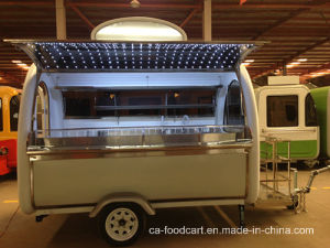 2.8m Mobile Food Van pictures & photos