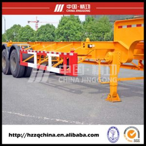 Tank Container Semi-Trailer with High Quality