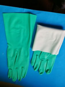 China Factory Hotsale industrial Nitrile Gloves pictures & photos