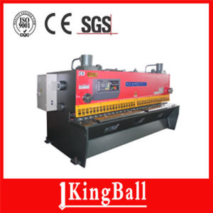 CNC Hydraulic Shear Machine (QC11K-6X6000) CE&ISO Certificated pictures & photos