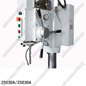 Small Vertical Gear Head Drilling Machine (Z5035A) pictures & photos