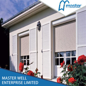 China Automatic Rolling Shutter Residential Windows Garage