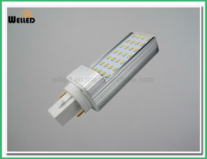 PLC G24 Gx24 LED Plug Light 6W with High Brightness SMD2835 pictures & photos
