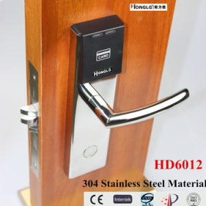 Electronic Hotel Keyless Door Lock pictures & photos