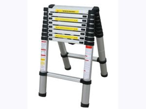 Telescopic Ladder pictures & photos