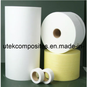 105GSM Fiberglass Tissue for Copper-Cladded Laminate of Electric pictures & photos