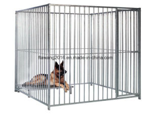 Galvanized Iron Dog Kennel Dog Pen Dog Cage pictures & photos