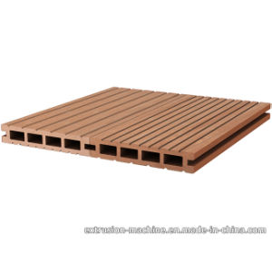 WPC Decking Flooring for Outdoor Use by ISO9001 Qualified pictures & photos