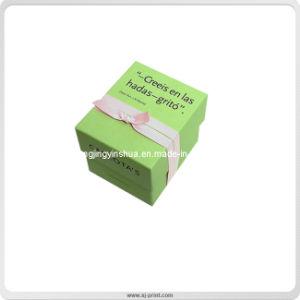 Rigid Cardboard Clear Eco Friendly Paper Gift Box