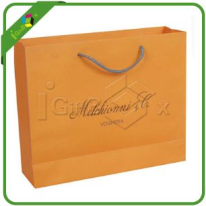 Custom Printed Paper Gift Bags with Logo pictures & photos