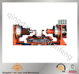 Rubber out Tube Tyre Building Machine with Tyre Drum pictures & photos