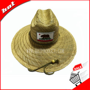 Hollow Straw Sun Hat Natural Straw Hat pictures & photos