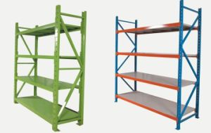 2016 All New Design Medium-Duty Shelf Rack pictures & photos