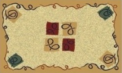 Wilton Home Use Wool Rugs PP005y pictures & photos