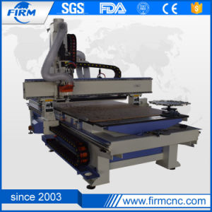 Linear Auto Tool Change Atc Wood CNC Router Machine pictures & photos