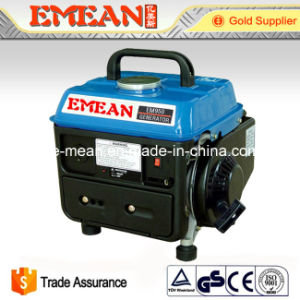 12 Mouth Warranty 6kw Three Phase Soundproof Gasoline Generator pictures & photos