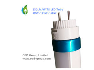 18W 2300lm LED Tube T8 with 130lm/W pictures & photos