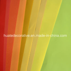Solid Color Printed Paper for MDF, Plywood, Various Color Available pictures & photos
