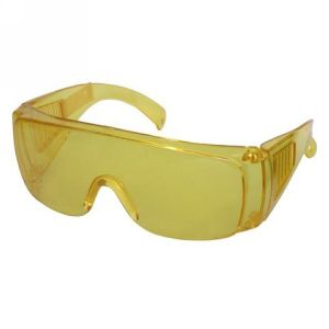 Yellow Industry Safety Working Goggles (JMC-321H) pictures & photos