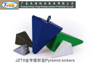 Pyramid Type Lead Sinkers (003) pictures & photos