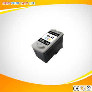 Compatible Ink Cartridge Cl41 for Canon pictures & photos