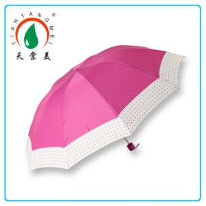 "24"" or 28"" Brazil Style Tipping Big 3 Fold Umbrella"