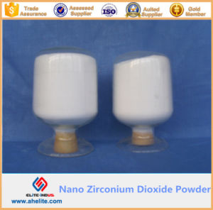 Used for Thermal Barrier Paint Spraying Coating Nano Zirconium Dioxide Powder pictures & photos