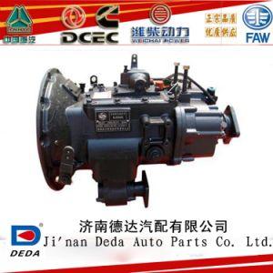 12js160t, 12js180t, 12js200t, 12js220t, 12js240t Heavy Truck Transmission Assembly, HOWO Gearbox pictures & photos