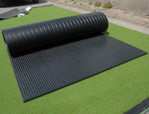 Horse Rubber Mat/Cow Horse Mat/Agriculture Rubber Matting pictures & photos