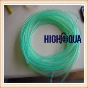 Red or Blue Colorful Soft No Smell Medical Silicone Tube Made in China pictures & photos