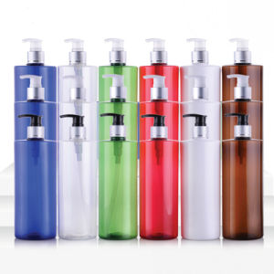 300ml 500ml Customized Plastic Lotion Bottle (NB199) pictures & photos