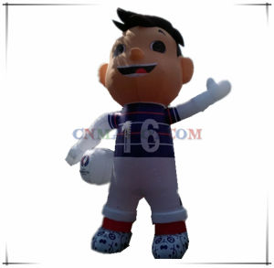 New Arrival Best Sale Super Victor Inflatable Replica for Euro2016 pictures & photos