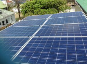 4000W on off Grid AC DC Solar Panel Power System Station pictures & photos