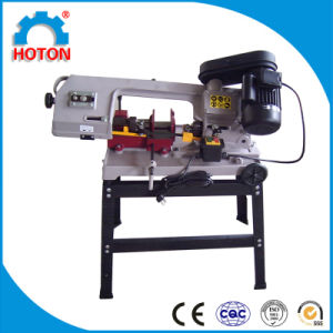 Mini Small Metal Cutting Band Saw (BS-100W) pictures & photos