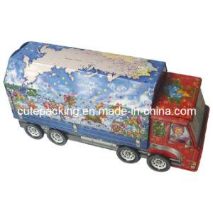 Truck Toy Tin Box (TT01)