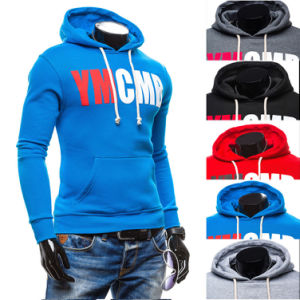 Wholesale Custom Cotton Printing Fitness Hoodie Men pictures & photos