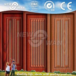 Residential Entry Wooden Door / Security Steel Doors pictures & photos